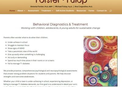 Forster Fulop website