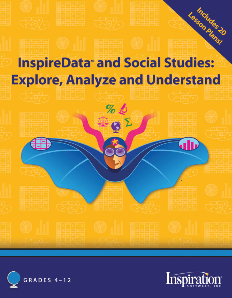 InspireData and Social Studies: Explore, Anyalyze and Understand