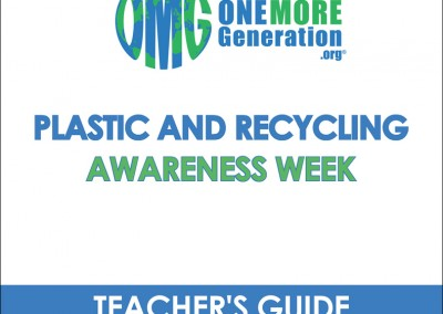 Plastic and Recycling Awareness Week Curriculum Guide