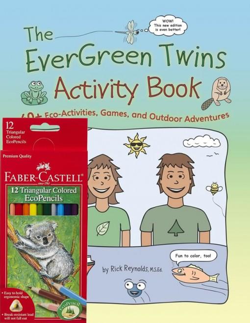 EverGreen-Twins-Pencil-Combo