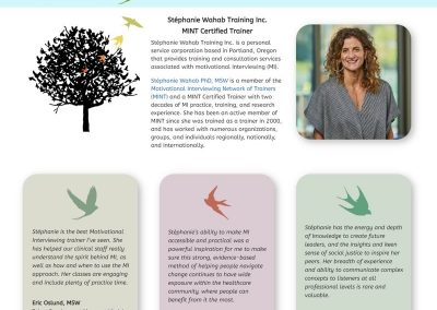 Wahab Training Website